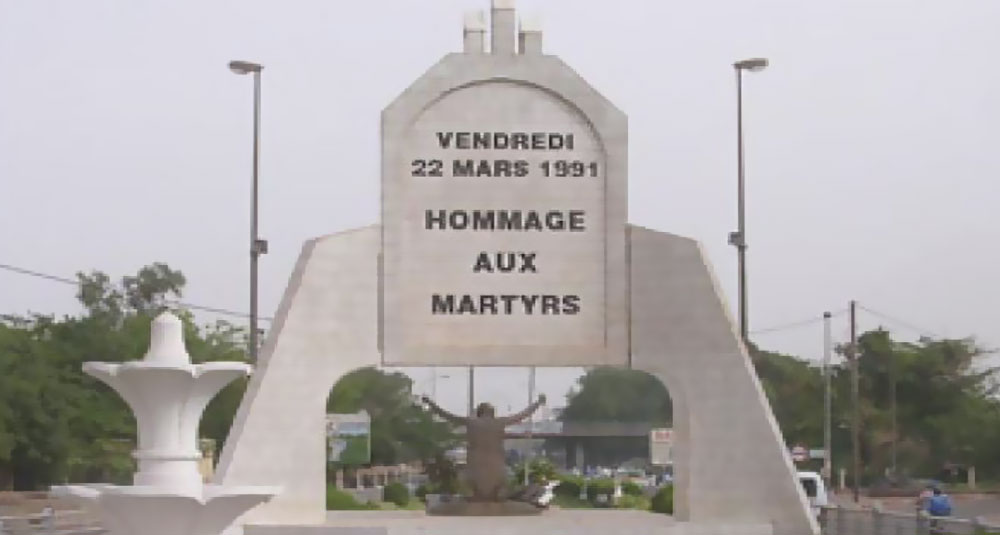 26 Mars 2019 : Hommage aux Martyrs